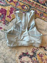 Mint Racerback Sports Bra