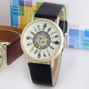 Men's Feather Watch