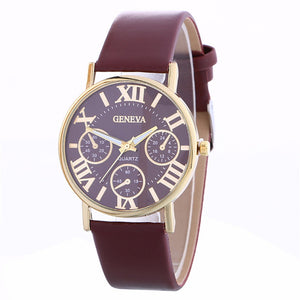 Genvivia Women's Casual Watch