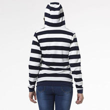Load image into Gallery viewer, Women's Striped Hoodie