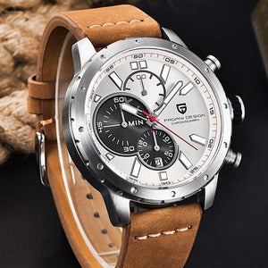 Men's Waterproof Sport Quartz Watch