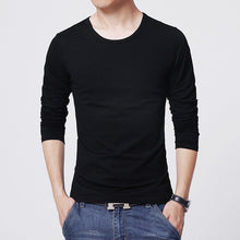 Load image into Gallery viewer, Men's Long Sleeve Slim Shirt