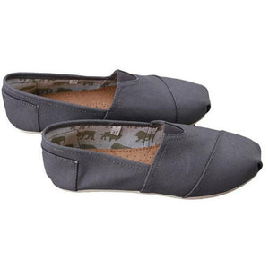 Women's Canvas Flat Shoes