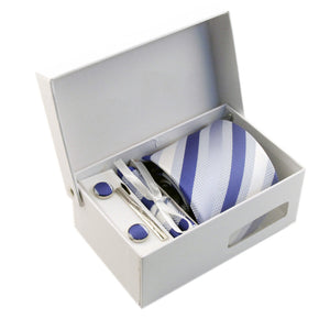 Men's Striped Classic Necktie
