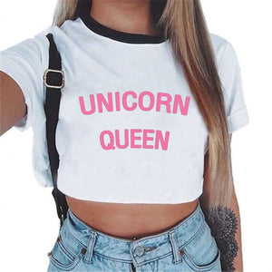 Harajuku Crop Top