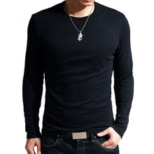 Load image into Gallery viewer, Men's Long Sleeve Thermal T-Shirt