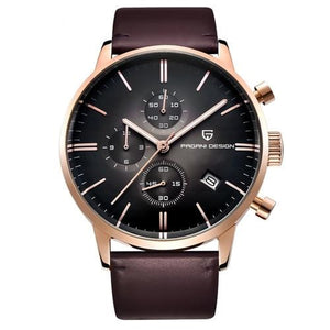 Pagani Design Men's Luxury Waterproof Watch