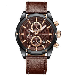 Men's Luxury Waterproof Watch