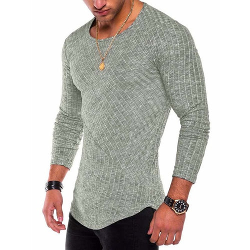 Men's Slim Fit Sweater