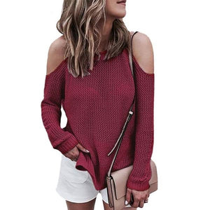 Casual Winter Jumper Sweater