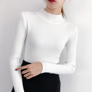 Women's Knitted Sweater