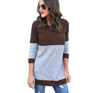 Women's Long Sleeve Loose Sweater