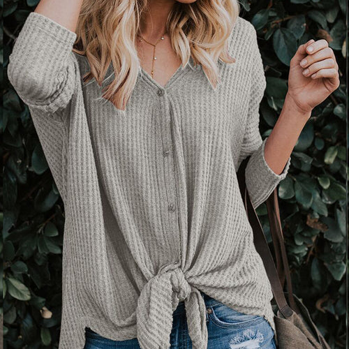 Women's Cardigan Sweater Casual V-Neck