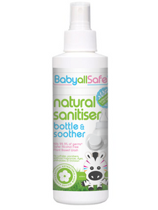 Natural Bottle and Soother Cleaner and Sanitiser
