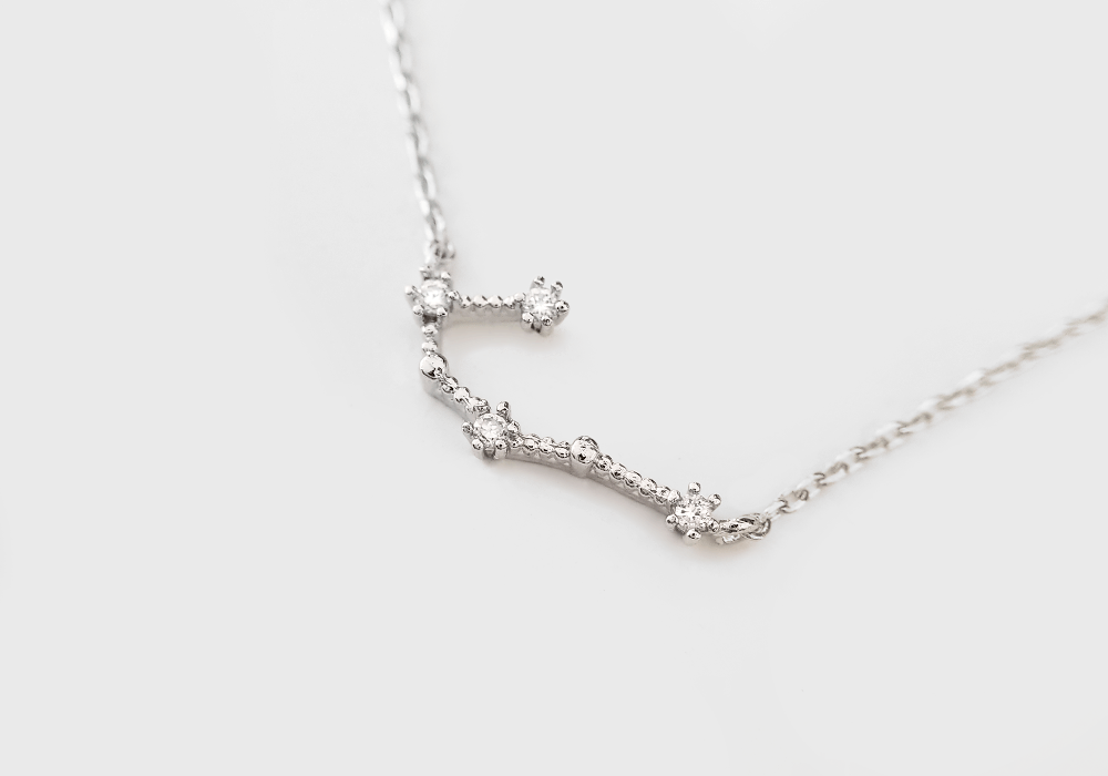 Taurus Necklace