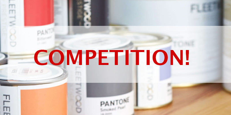 Competition - Winner Announced- 200 Euro Fleetwood Paints Voucher