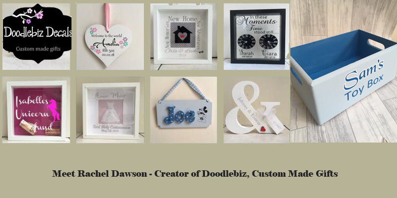 In Focus - Meet Rachel Dawson, Owner of Doodlebiz