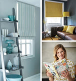 Aquarius Roman Blinds at SquareBlinds - Wigoders Building on Longmile Road, Dublin
