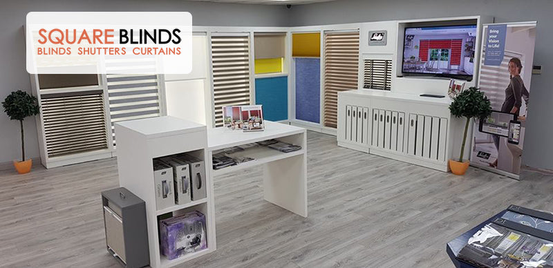 Square Blinds at Wigoders