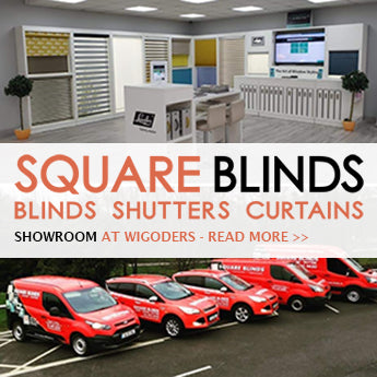 Visit The SquareBlinds Showroom at Wigoders