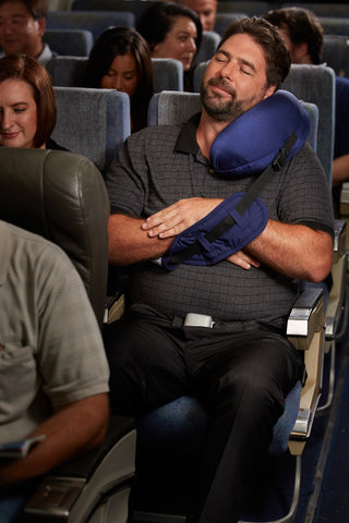Dream Sling Travel Pillow - Black