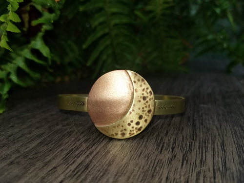 The Taurus Moon Cuff