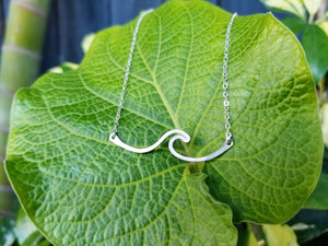 The Infinity Wave Necklace