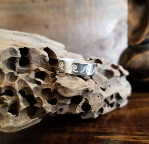 Custom Band Ring - Thick