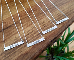 The Custom Bar Necklace