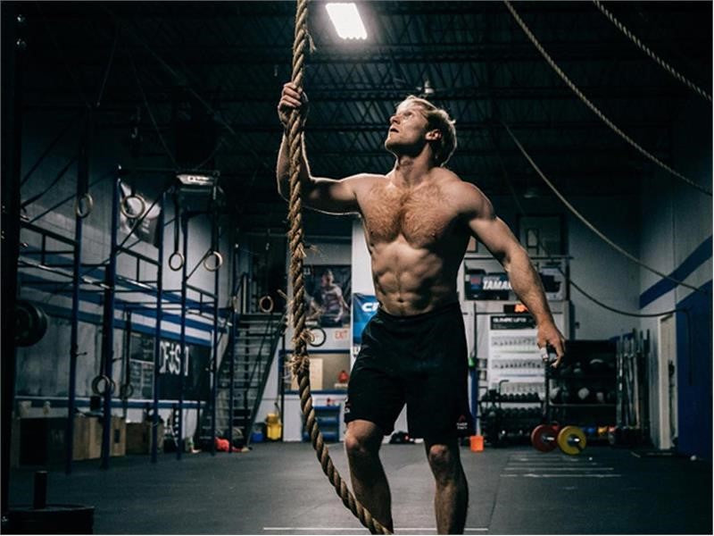 Patrick Vellner : CrossFit Solid Ground, Canada