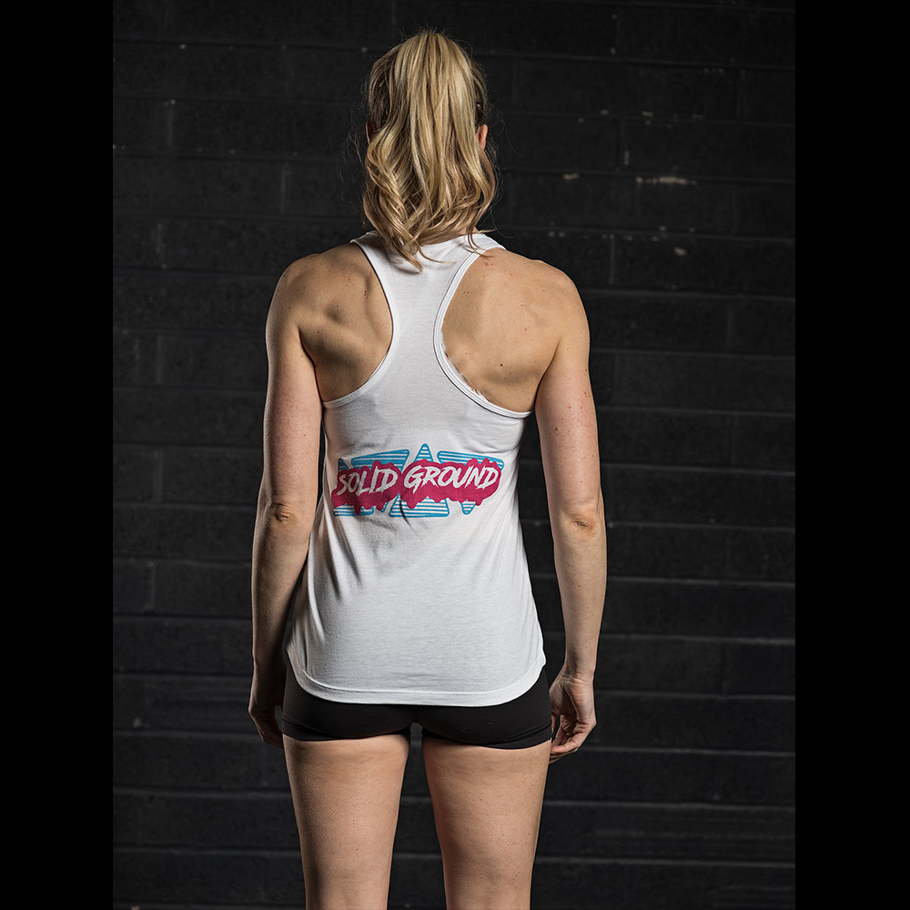 Pat Vellner women's vest top Crossfit Games