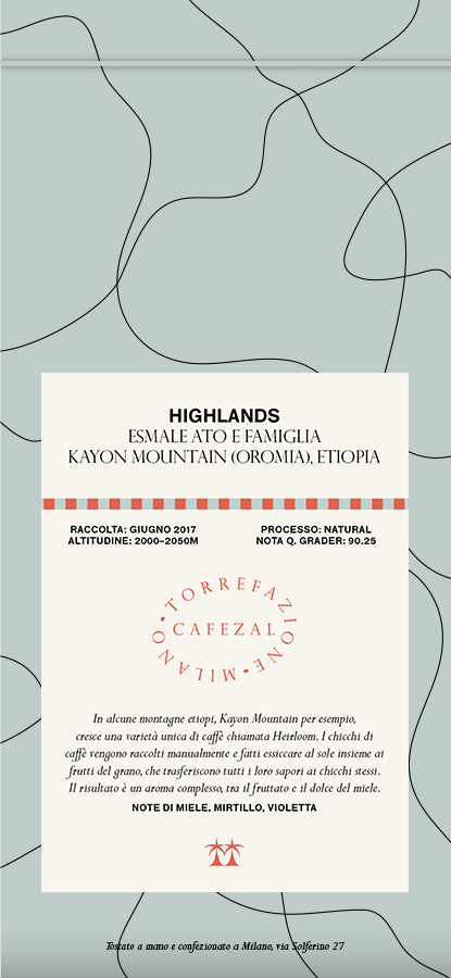 Highlands 250gr