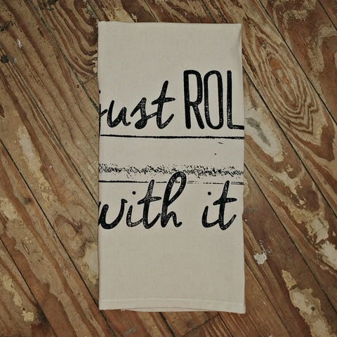 Towel - Just Roll With It