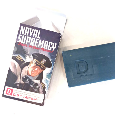 Men's Soap - Naval Supremacy