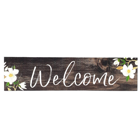 Tiny Welcome Sign