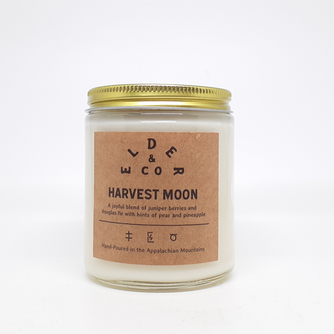Harvest Moon 8oz Candle