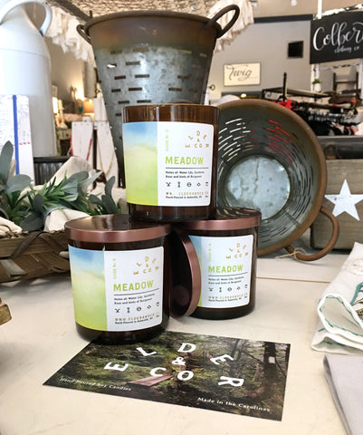 Meadow 8oz Candle