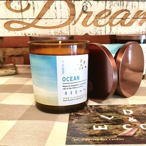 Elder & Co Candle - Ocean