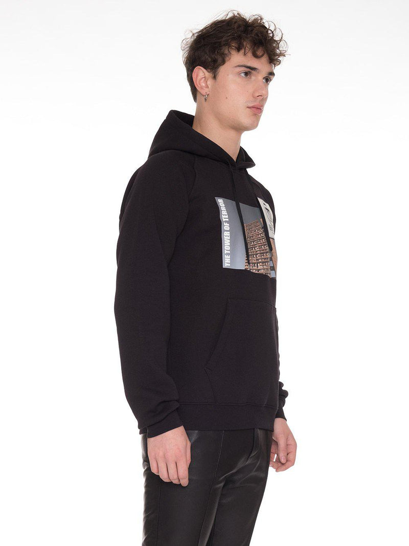 Black Tower Of Terror Hoodie - Sweaters - M1992 - Elevastor