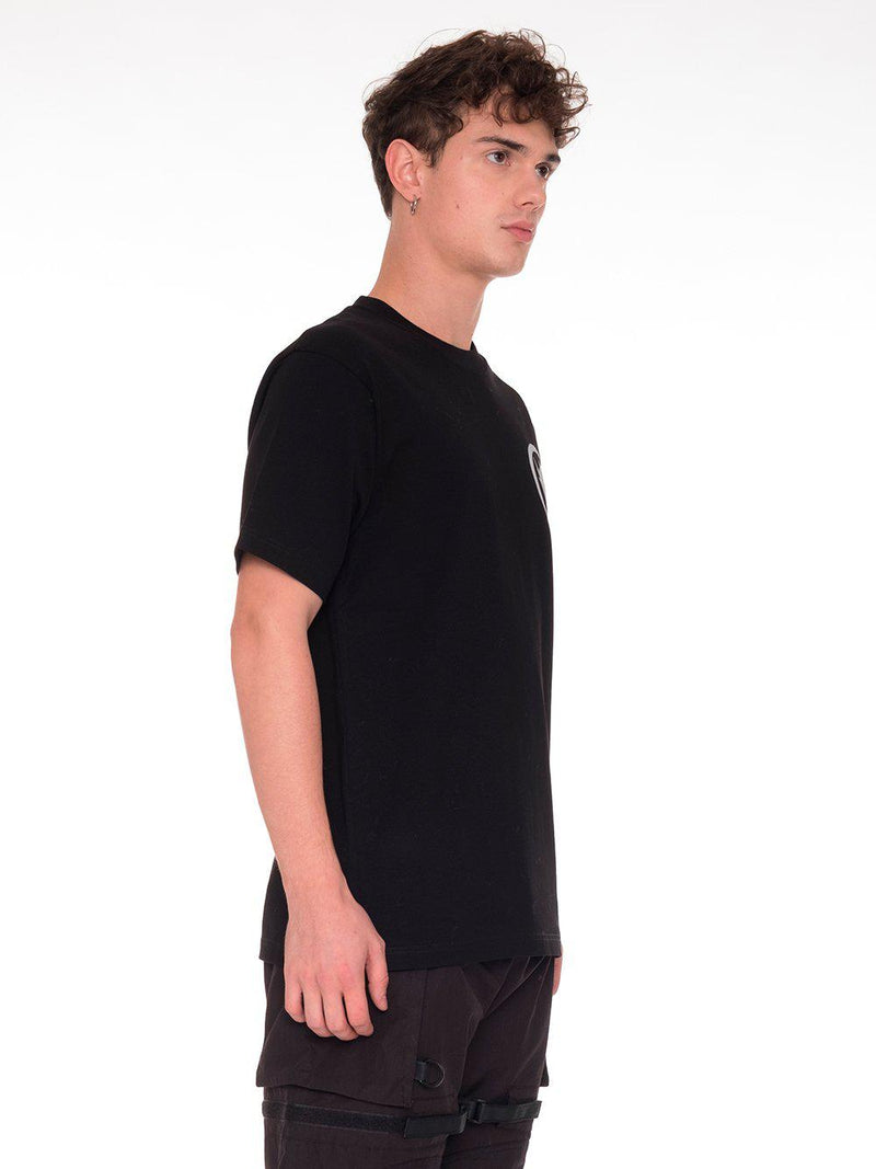 Black Short Sleeve T-Shirt - Tops - Sankuanz - Elevastor