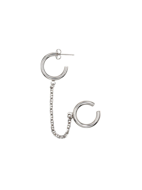 Willow earcuff - Earrings - Justine Clenquet - Elevastor