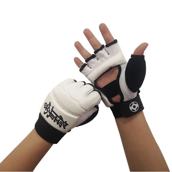 Quality Kyokushin Karate Fighting Hand Protector Kyokushinkai Karate Gloves Martial Arts Sports Fitness Boxing Gloves перчатки