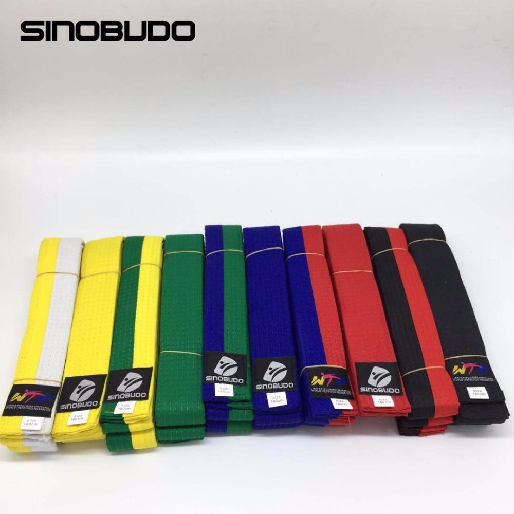 Taekwondo Cotton Belt
