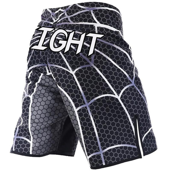 2019 New MMA Fighting Shorts Training UFC Mixed Fighting sports Martial Arts Sanda Muay Thai spider Jiu Jitsu BJJ Accessories, MMA, Specials Kyokushin Store