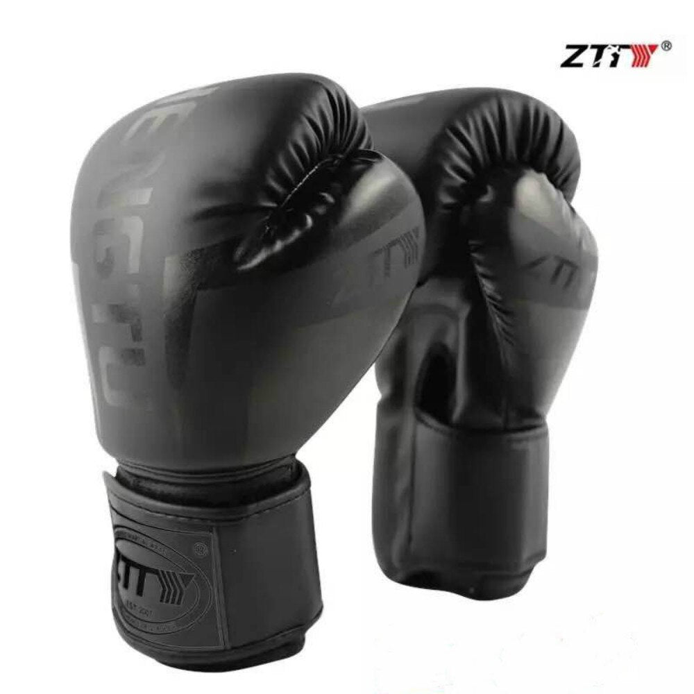 Ztty Kick Boxing Gloves for Men