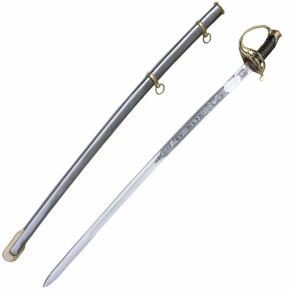 Shelby Officers Civil War Sword