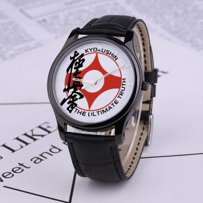 Azadani Kyokushin Store Kyokushin 30 Meters Waterproof Quartz Fashion Watch Kyokushin Store