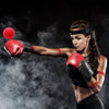 Boxing Fight Reflex Ball Headband Punch Punching Balls Martial Arts Fitness Gym Exercise Training Equipment Improve Reaction $20, modalyst, red Kyokushin Store