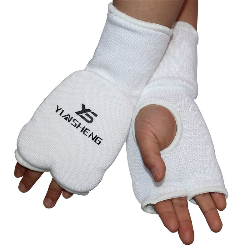 Knitted Palm Protector Gloves