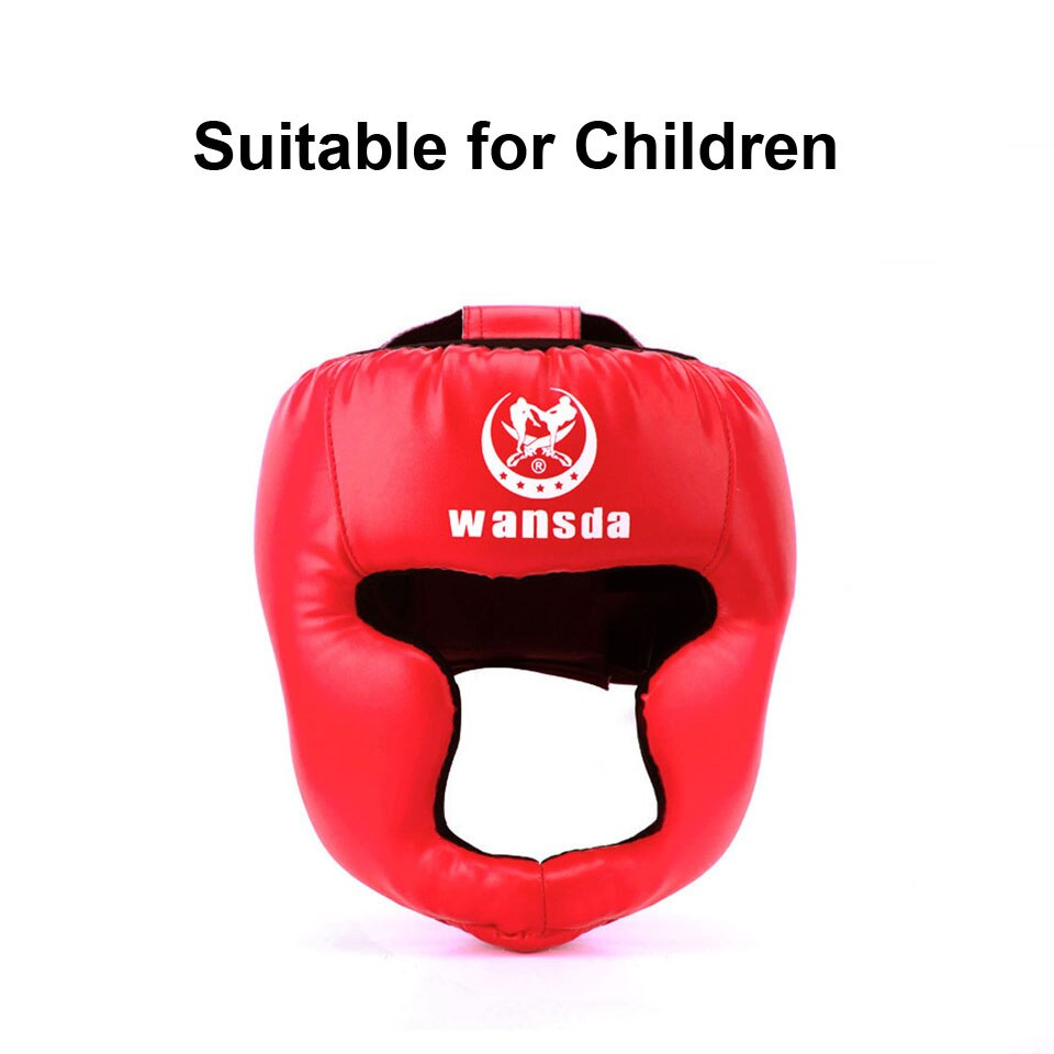 Kick Boxing Helmet for Kids and Adults